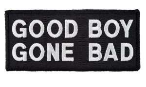 Good Boy Goes Bad