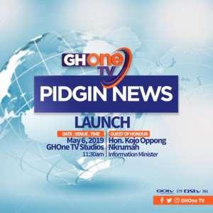 GHOne Pidgin News Logo