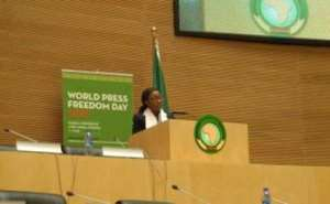 Press freedom essential for democracy and development in Africa, says Songwe