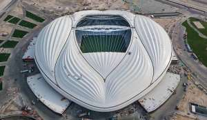Qatar Unveils 'Vagina Stadium' For 2022 FIFA World Cup