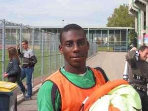 Awule Quaye  signs for Zamalek