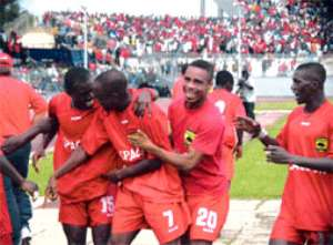 Kotoko favored to win African club cup