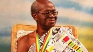 Emeritus Prof. J.H. Nketia Given State Burial Today