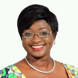 Deputy National Women Organizer of the National Democratic Congress (NDC), Maame Efua Sekyi Addo