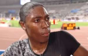 'No Human Can Stop Me From Running' - Caster Semenya After Winning 800m In Doha