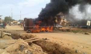 Sam George Dawhenya Demo: Can't fix Roads In Two Weeks– DCE
