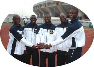 Ghana Olympic Athletics Team Appeals for Help.
