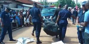Man Lynched After Killing Pregnant Woman
