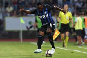 Kwadwo Asamoah Named Man Of The Match In Inter Draw With Udinese