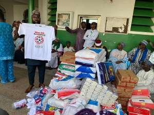 May 9 Foundation Marks 18yrs Of Stadium Disaster With Ramadan Donations