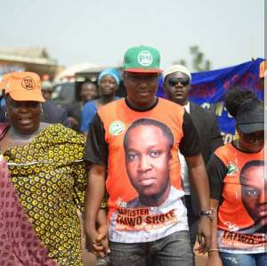 Barr. Taiwo Shote Appreciate Ijebu People For Their Support, Vows To Retrieve His Mandate