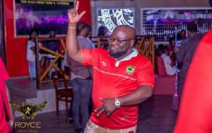 Kotoko Policy Analyst Dr Amo Sarpong Charged For Breaching GFA Rules
