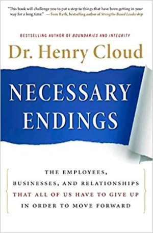 Book Review : Necessary Endings