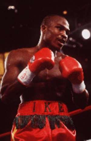 Ike Quartey hunts for opponent