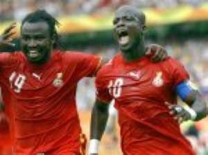 Great time to prove our worth ........ Appiah
