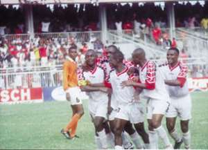 Kotoko  - 2006 League Champions