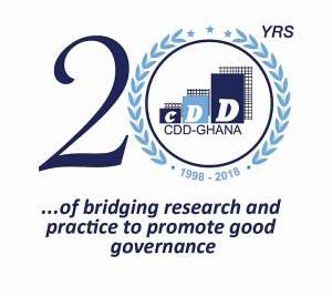 CDD-Ghana Wins 2019 African CSO Excellence Award