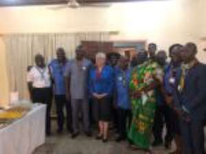 The 3rd Africa Regional Conference Organized In Ghana
