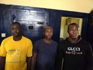 NDC Ksi Shooting: Suspects' Lawyers To Move To High Court To Demand Bail