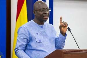 Samuel Atta-Akyea, Minister for Water Resources, Works and Housing