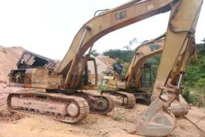 How Much Did You Get From Selling Missing Excavators? A.B.A Fuseini Questions Akufo-Addo