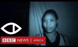 BBC Africa Eye investigation - Meet the Night Runners
