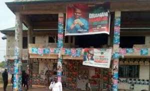NDC Kumasi Shooting: Hawks Clash With NDC Executives Over Neglect