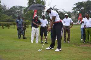 Golfers Pursue Return To The Golf Course