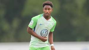 Youngster John Yeboah Excited With Wolfsburg Return