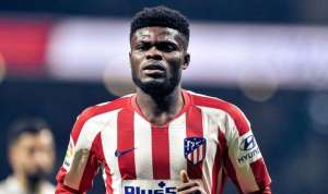 Thomas Partey: Is Atletico Madrid Midfielder On The Verge Of Premier League Move?