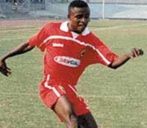 Hearts register Lawrence Adjei