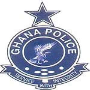 Police 'Take Over' Legon