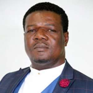 Rockson-Nelson Dafiamekpor, MP for South Dayi
