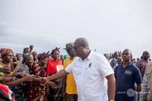 Mahama Tells EC To Review District Level Limited Registration Exercise