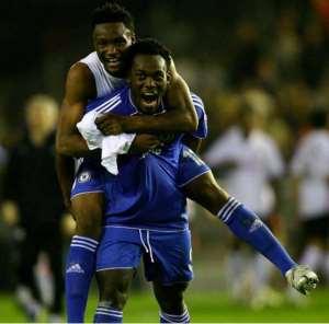 Michael Essien Was Better Than John Obi Mikel, Says Kenya Legend Charles Okwemba