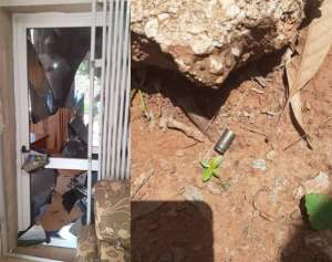 Manhunt For Suspect Over Shooting At NDC Tamale Office