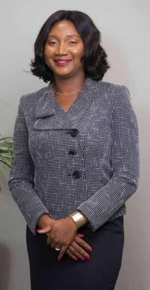 Nana Esi Idun Arkhurst, Divisional Director, Retail Banking, Fidelity Bank