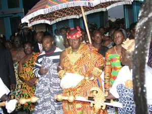 Asantehene orders destoolment of Apemhaasehene