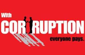 Corruption!!!  Ghana worsens, Nigeria improves