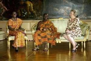 With All Due Respect Asantehene Is Wrong