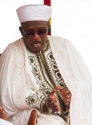 Islamic cleric predicts victory for Ghana's Black Stars