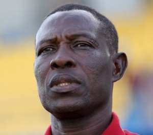 'I will not blame players for our defeat to Ashgold' - Coach Adotey