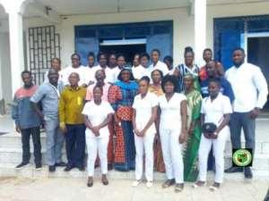Ga East, MP Give 30 Women Vocational Training