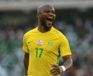 AFCON 2019 qualifier: South Africa humble Super Eagles with 2-0 win in Uyo