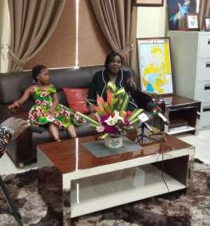 Sanitation Ministry Unveils 2019 Talented Kids Winner Nakeeyat Sanitation Ambassador