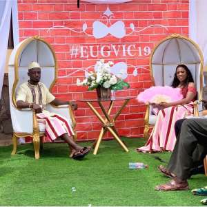 [Photos] Blogger Eugene Nkansah Weds Actress Victoria Lebene