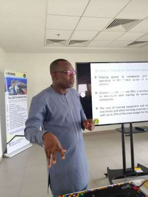 Identify Your Training Needs For Us To Support You —GEPA Assures Exporters, SMEs