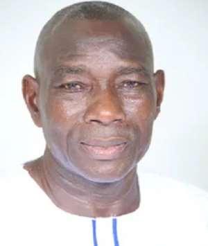 Eric Kwakye Darfour