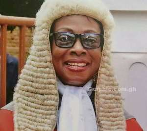 Parliament to 'grill' Sophia Akuffo for CJ position on June 19