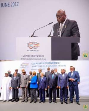 Assume responsibility for transforming your countries - President Akufo-Addo